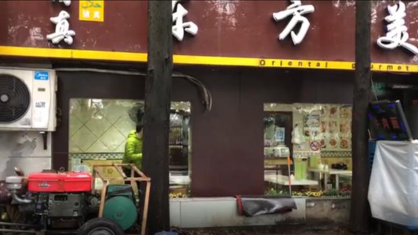 视频 | 杨浦一饭店用柴油发电机噪声扰民一年多 市民盼尽快解决