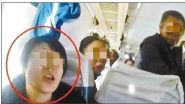 """铁路""""霸座""""乘客首次被拘留 不少网友为警方点赞"""