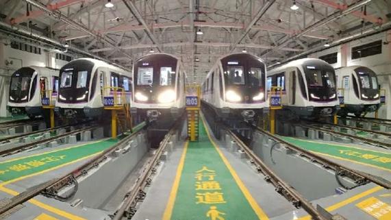 5号线南延伸段年底试运营! 全长19.5公里设9座车站