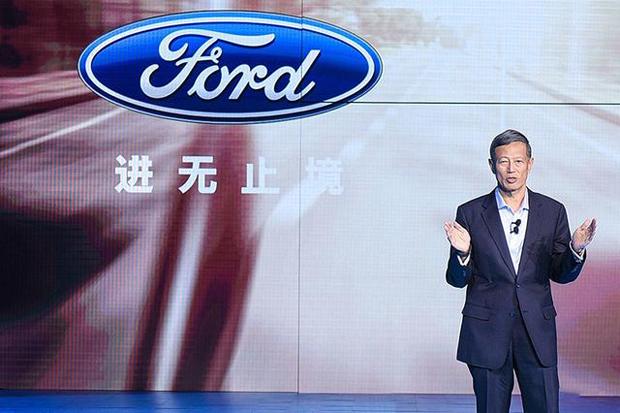福特全国销售服务机构总裁李宏鹏辞职 刘曰海接任