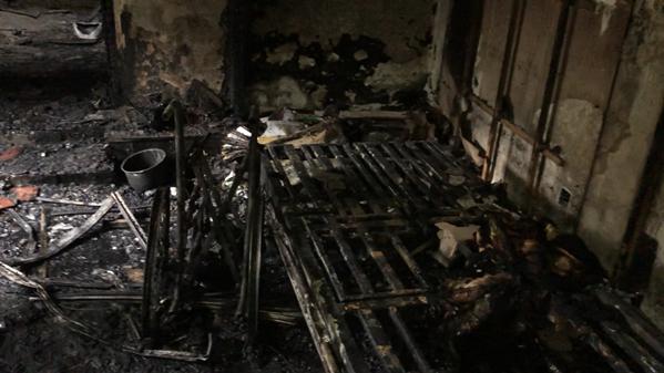 视频 | 悲剧!沪张杨路一居民家中失火致父子二人罹难