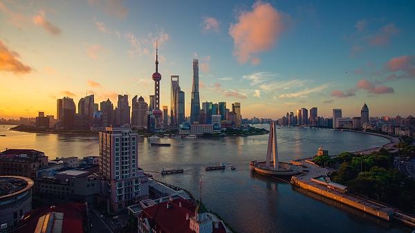 """雨水终于""""放假""""了!上海今多云到晴 上午以前有轻度霾"""
