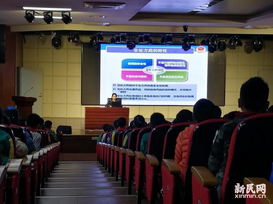 张堰小学举行食品安全宣传教育活动