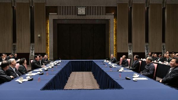 沪滇共商扶贫协作,李强希望两地携手为国家发展大局作更大贡献!