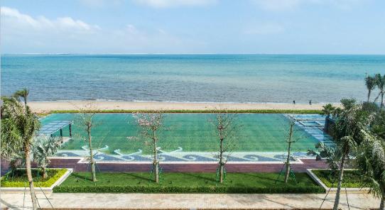《海口超一流海景房瞄准上海客》  ------皇冠温泉海岸首次赴沪引发关注
