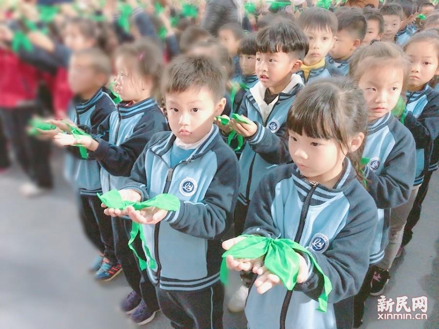 联建小学:拥抱新时代 苗苗向未来