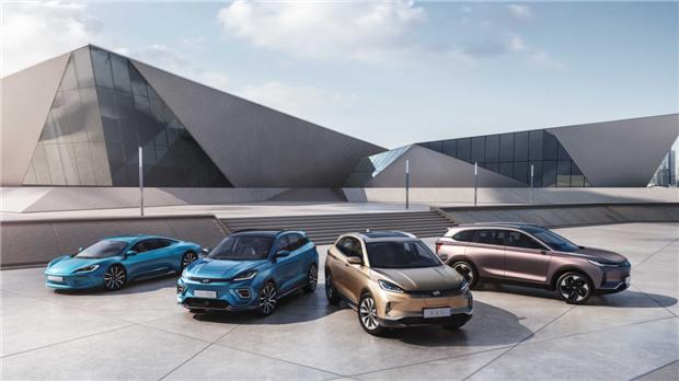 威马汽车成立三年专利数百项
