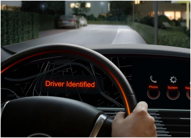 欧司朗新款生物识别产品帮助车主自动解锁爱车