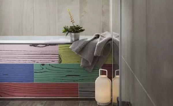 卫生间装修得这么特别,还能好好洗澡吗?