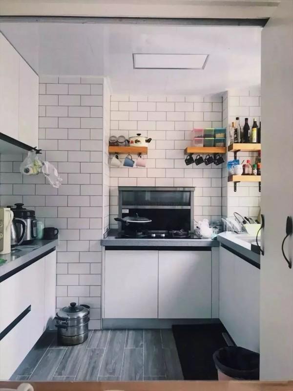 你的厨房,现在流行高低台!
