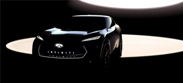 英菲尼迪将发布全新电动车平台
