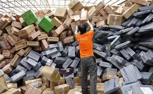 500亿件!2018年中国快递量世界第一,超美日欧总和