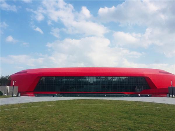 全民健身又有了新去处,上海新增体育场地超314万平方米