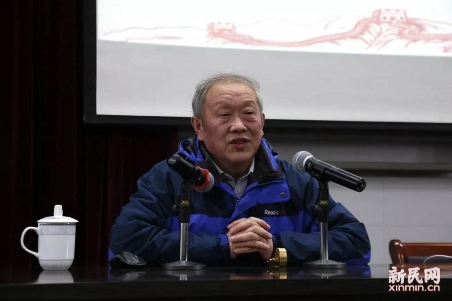 奉贤中学全体教职工学习习近平在庆祝改革开放40周年大会上的讲话