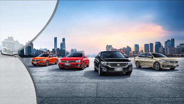 206.5万辆 上汽大众蝉联乘用车市场销量冠军