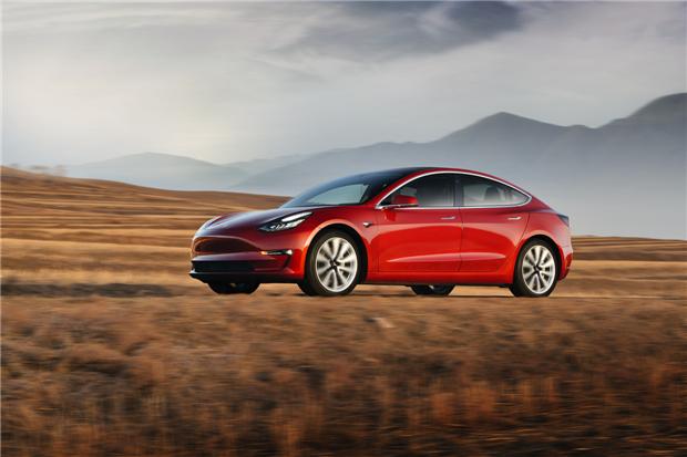 预计3月开始交付  特斯拉Model 3两款全轮驱动版在华开放选配