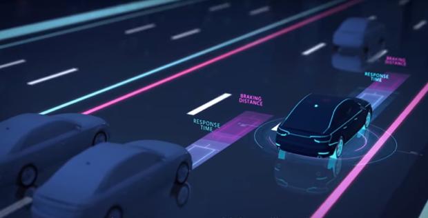 法雷奥联手Mobileye共同开发全新自动驾驶安全标准