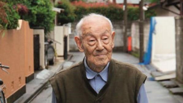 """最后一名参加抗战的""""日本老八路""""离世 曾在中国生活15年"""