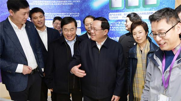 李强同沪上知名高校校长座谈两个半小时,专题研究大学科技园
