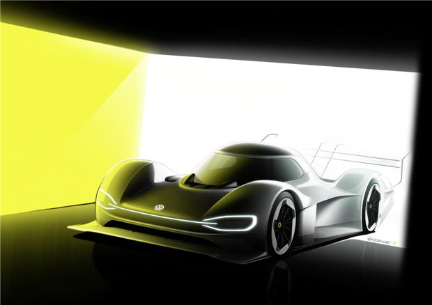 大众ID. R电动赛车将出征纽北赛道