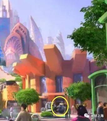 上海迪士尼建疯狂动物城主题园区,概念图剧透来了!