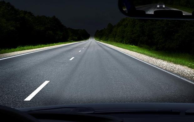 欧司朗车用激光器提升夜间行车安全