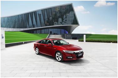 Honda中国发布1月终端汽车销量