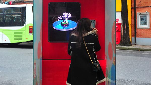 """甜爱路上有新花样 科技赋能升级上海""""最浪漫马路"""