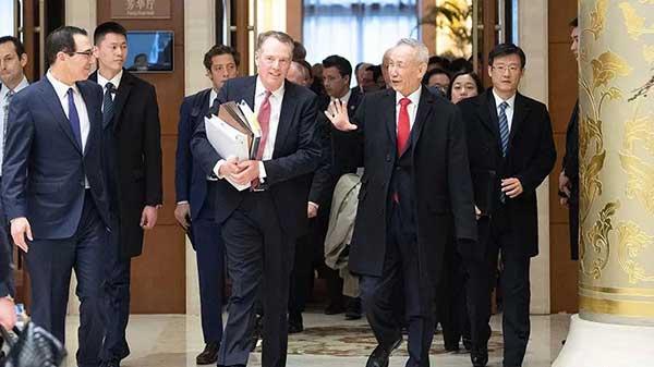 中美马上新一轮磋商,有三个不同寻常!