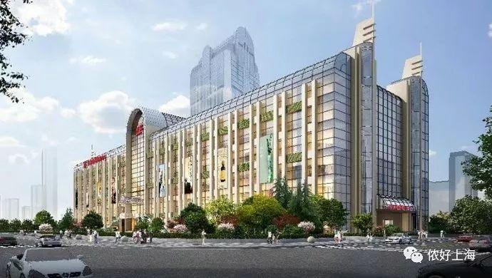 全上海都知道的虹口老地标变身!有望今年下半年开业