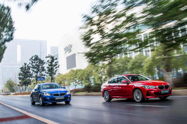 新BMW 1系三厢M运动版酷玩之旅