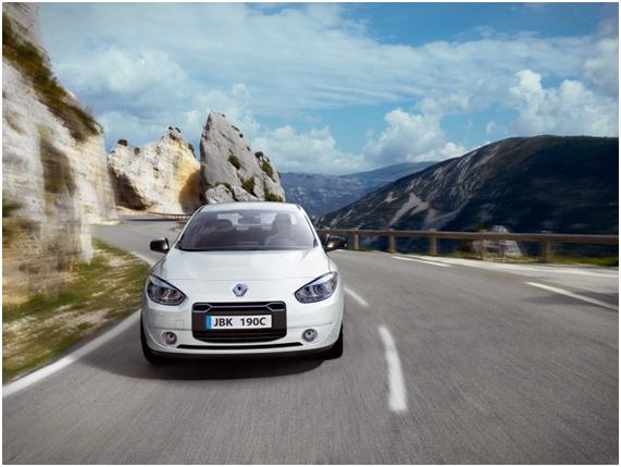 雷诺电动车欧洲累计销量达20万辆