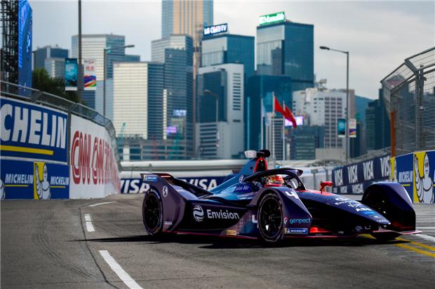 远景维珍车队将在香港迎来车队史上第50场电动方程式比赛
