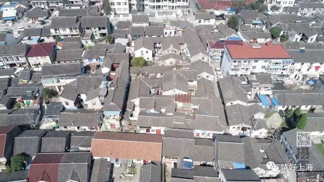 这座古镇藏着上海最后的弹硌路