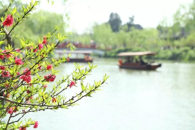 扬州:烟花三月去看园林实景秀