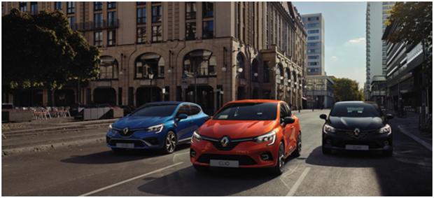 第五代雷诺Clio闪耀日内瓦车展