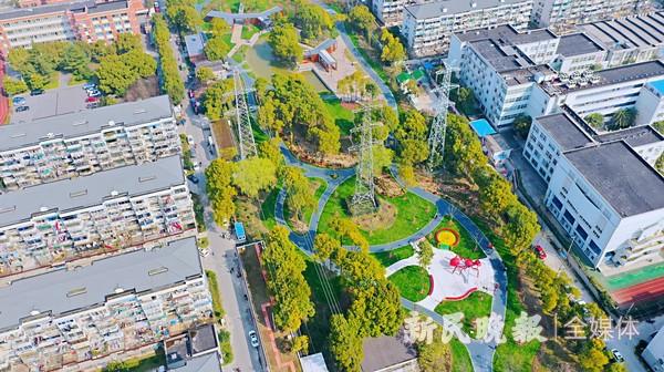 东茭泾绿地二期今起对市民开放