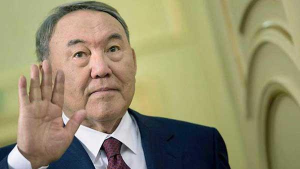 哈萨克斯坦首都阿斯塔纳更名为努尔苏丹 致敬纳扎尔巴耶夫