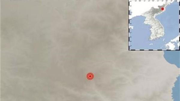 韩媒:朝鲜今晨发生2.8级地震
