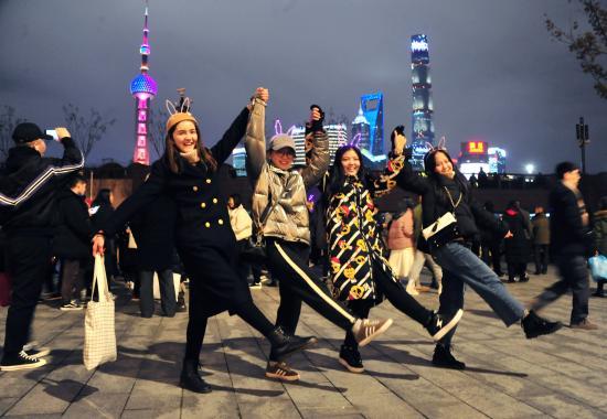 上海话春游篇!快来看看这些字你都认识伐?