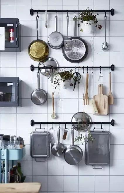 厨房空间不少,为什么总觉得不够用?