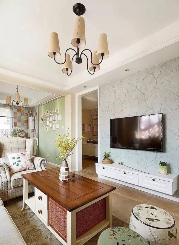 电视背景墙该怎么做,你家的电视墙做对了吗?