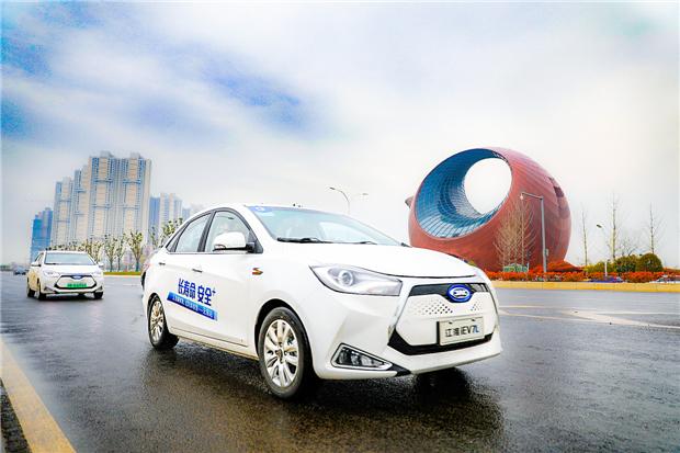 """江淮iEV7L""""长寿命 安全+""""试驾体验营无锡站开启"""
