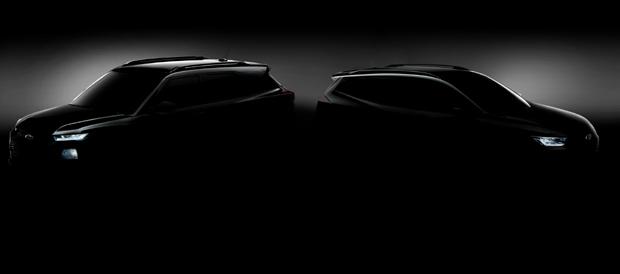 雪佛兰全新SUV创界/新一代创酷将于上海国际车展全球首发