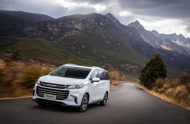 上汽MAXUS三月销量近两位数逆势增长