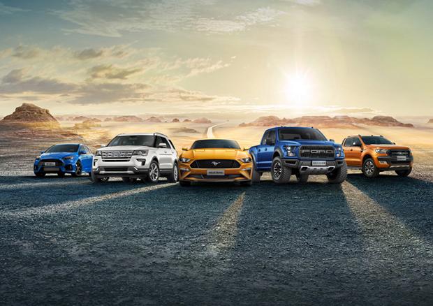 福特进口车售价下调 降幅最高3.4万