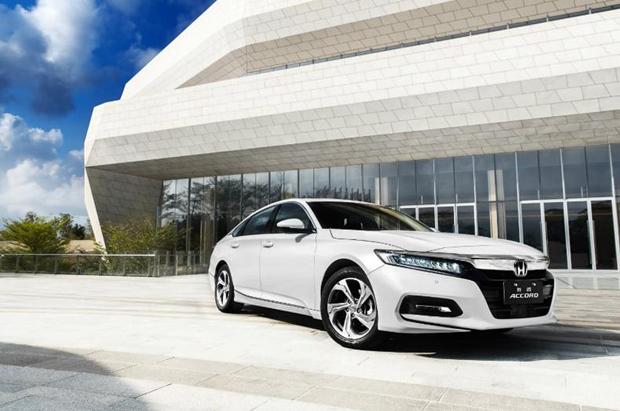 Honda中国3月终端汽车销量12万辆