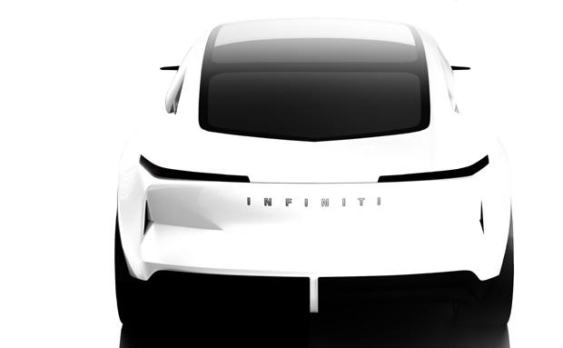 英菲尼迪Qs Inspiration概念车将全球首秀