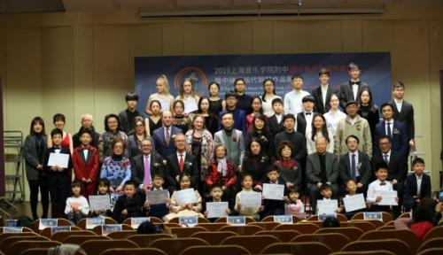 回瞰2019上海音乐学院附中国际青少年钢琴展演