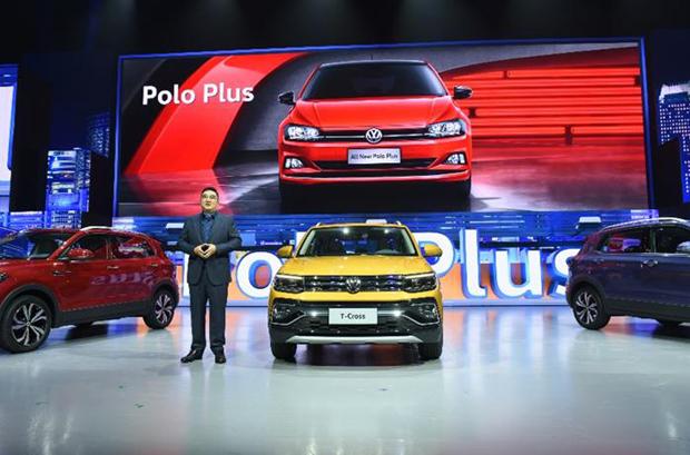 上汽大众全新一代Polo Plus官图发布